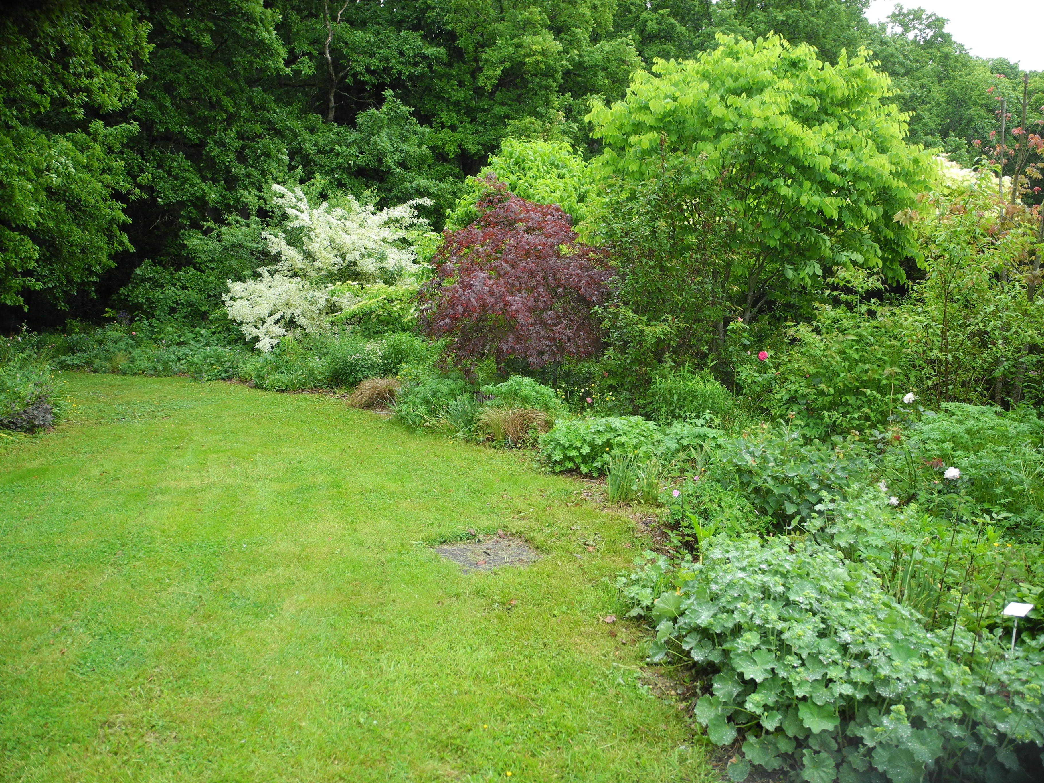 Le parc le parc de la clef for Jardin hildegarde